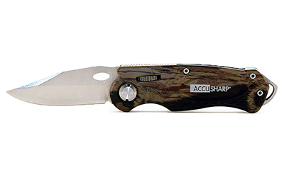 ACCUSHARP SPORT KNIFE CAMO - for sale