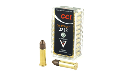 CCI COPPER-22 22LR 21GR 50/5000 - for sale