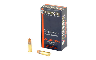 FIOCCHI 22LR 40GR CPRN 50/5000 - for sale