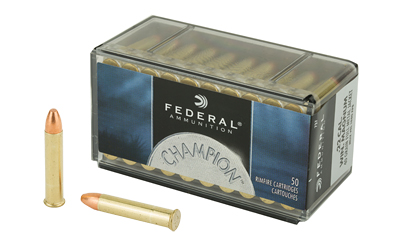 FED CHMPN 22WMR 40GR FMJ 50/3000 - for sale