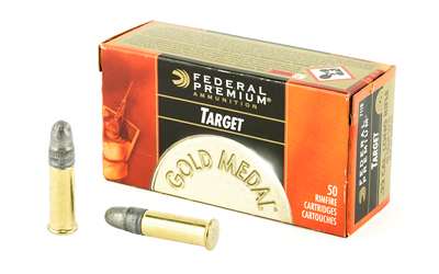 FED GOLD MDL 22LR 40GR TGT 50/5000 - for sale