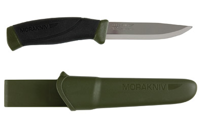 INDREV MORAKNIV COMPANION MIL GRN - for sale