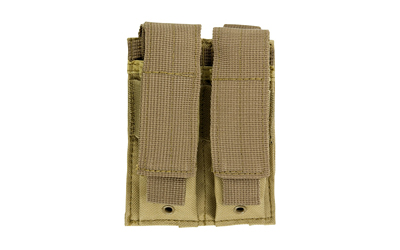 NCSTAR VISM DBL PISTOL MAG PCH TAN - for sale